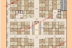 D 8 Heights Gulberg Islamabad Floor Plan LG