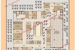 D 8 Heights Gulberg Islamabad Floor Plan 2nd