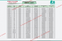 D 8 Heights Gulberg Islamabad Payment Plan 2nd