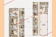 D 8 Heights Gulberg Islamabad Floor Plan 3rd