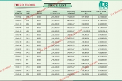 D 8 Heights Gulberg Islamabad Payment Plan 3rd