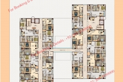 D 8 Heights Gulberg Islamabad Floor Plan 7th