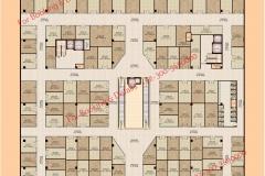 D 8 Heights Gulberg Islamabad Floor Plan 1st