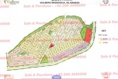 Gulberg Islamabad Block-L Map