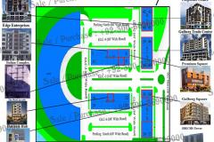 Gulberg Islamabad Business-Park Map
