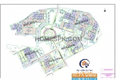 Airport-Enclave-Islamabad-Map-Masterplan