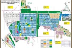 CDECHS E-16 & E-17 Map