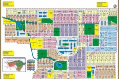 Faisal Residencia Map