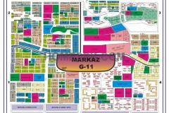 G-11 Islamabad Map