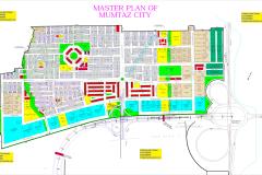 Mumtaz City Map
