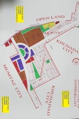 Gandhara City Map
