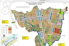 university town Map