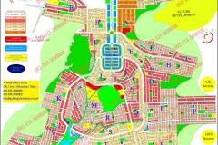 Gulberg Residencia old map