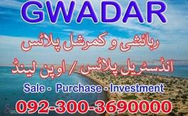 sangar housing Scheme gwadar