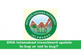 DHA Islamabad investment update – to buy or not to buy?
