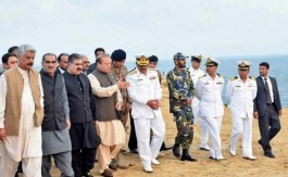 PM announces development package for Gwadar