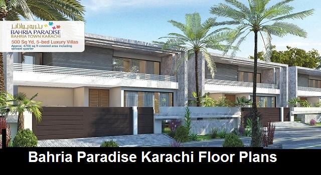 bahria paradise floor plan