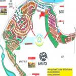 DHA Sector F islamabad Map
