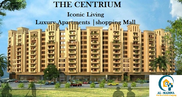 the centrium mall bahria enclave
