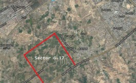Sector G-17 Islamabad, Supreme Court Housing Scheme Islamabad