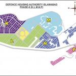 Dha Phase 5 Islamabad maps