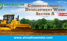 Dha Multan sector A development