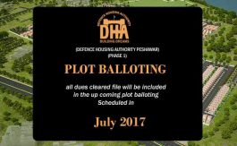 DHA-Peshawar-Balloting-Announced