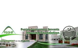 Punjab government servant Housing scheme , PGSHF