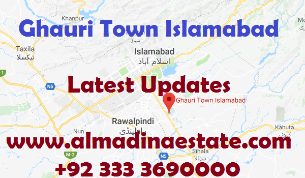 ghauri town islamabad