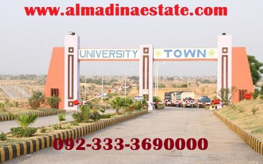University Town, Rawalpindi Latest Rates Updates