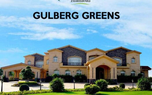 Gulberg Greens Islamabad 4 kanal Corner farm House For Sale