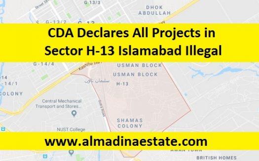 Sector-H13-Islamabad