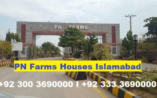 Pakistan Naval Farms Houses Islamabad
