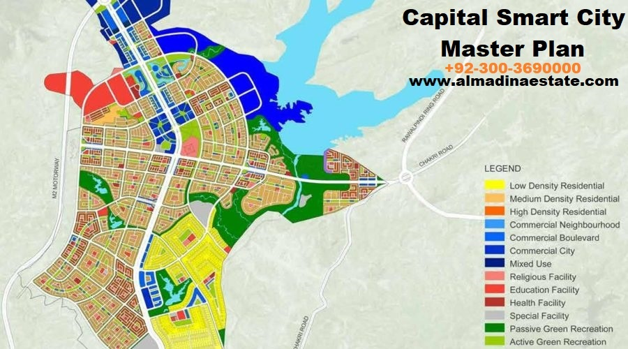 capital smart city master plan
