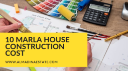 10 Marla House Construction cost