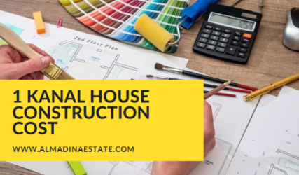 1 kanal house construction cost